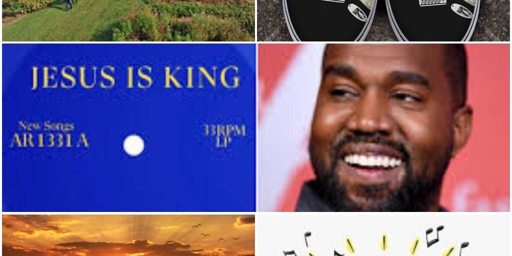 Full Kanye Interview New Album Jesus is King Resistance Chicks React