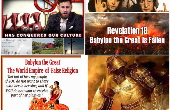 Vital News, A Horror Movie, Daniel 12, Resurrection of The Dead, Illuminati Queen
