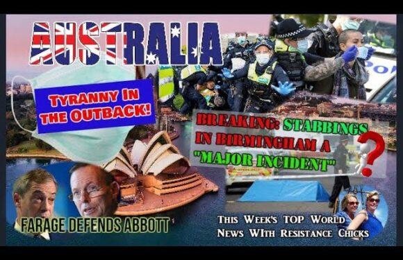 "Australia: Tyranny In The Outback; Vigano's 2nd Letter;  UK: ""Major Incident""; EU/UK News 9/6/2020"