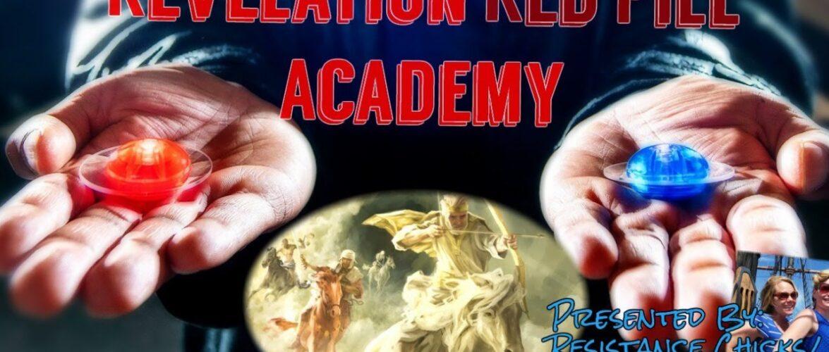 Revelation Red Pill Academy 12: Josephus & The Jewish Revolt Part 1