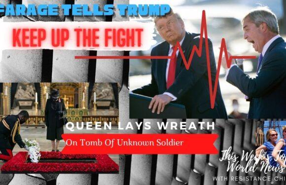 Global Reset, US Elections & Why The UK Needs A President Trump Top EU UK News 11 8 2020