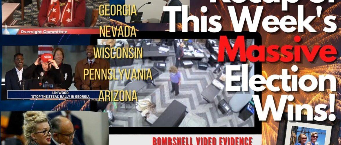 Recap of This Week's MASSIVE Election WINS & Top News Stories! 12/4/2020