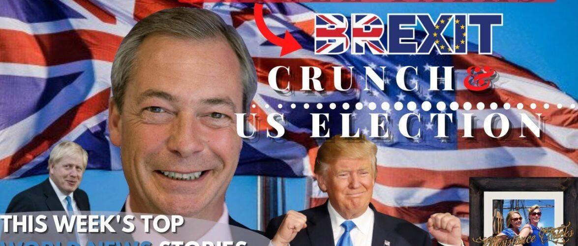 Nigel Talks BREXIT Crunch & US Elections… PLUS: This Weeks Top EU/UK News Stories 12/6/2020